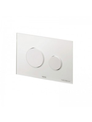 TOTO Push plate in combination with Tece installation frame - Luminits  #E00005