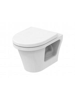 toto cf no rim, rimless direct flush