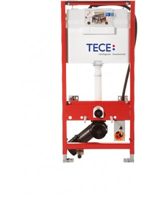 TOTO NEOREST TECE WALL FRAME pre-wall installation dry wall