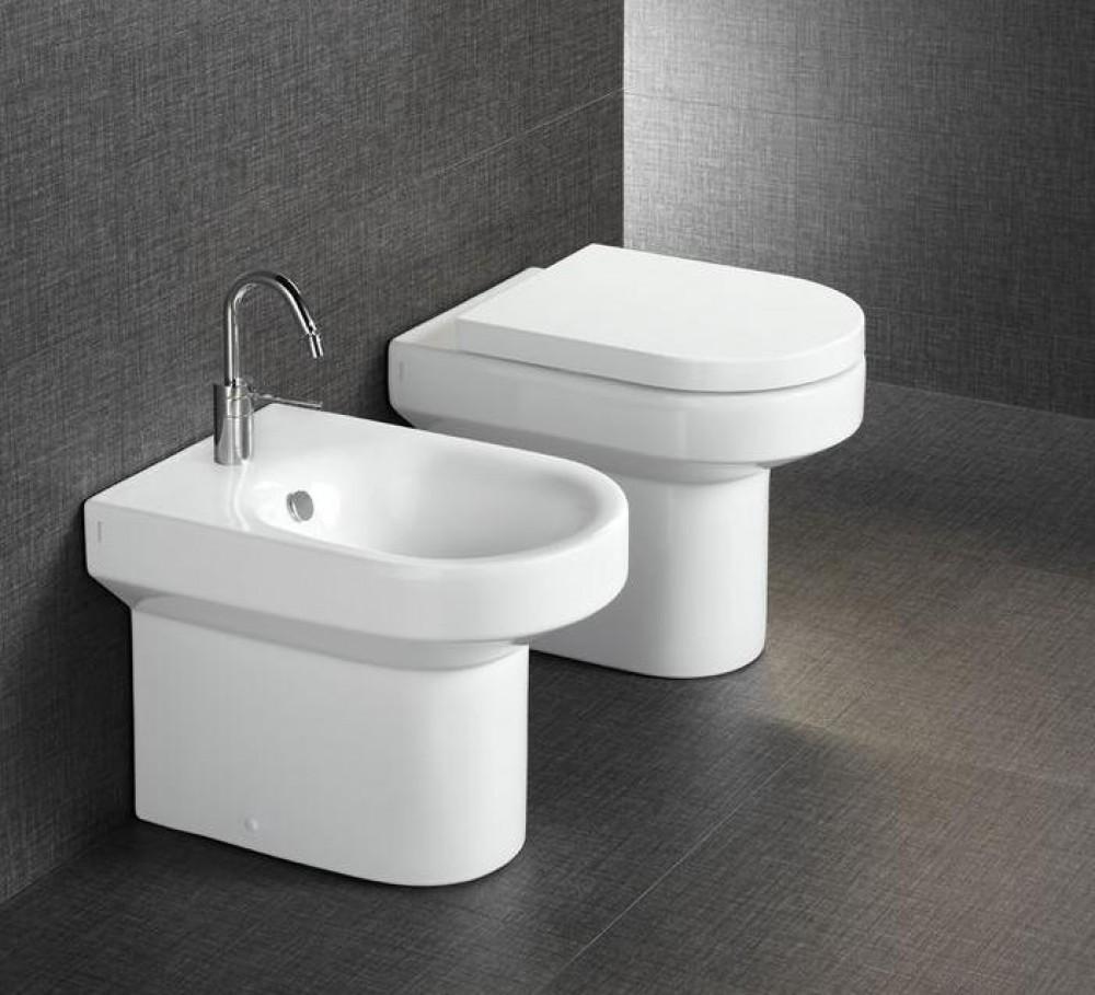 Hatria Daytime Back To Wall Wc Universal Outlet Tooaleta Toilette Und Bidet Design Hatria