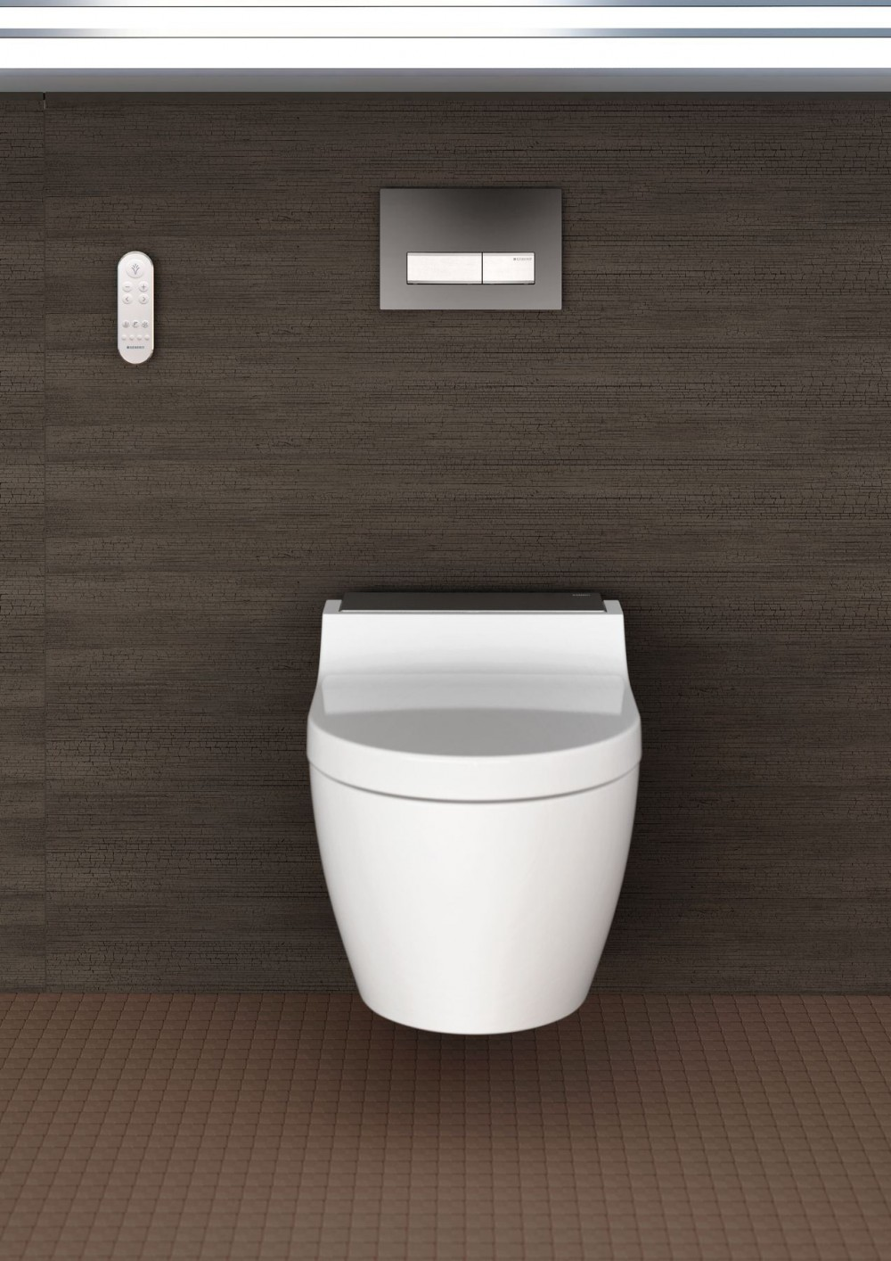 geberit aquaclean tuma comfort complete shower toilet set. Black Bedroom Furniture Sets. Home Design Ideas
