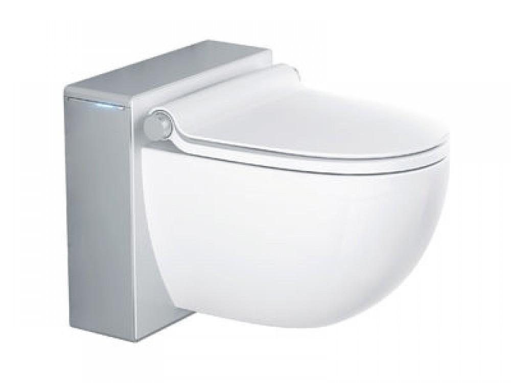 grohe sensia igs toilet with bidet function tooaleta. Black Bedroom Furniture Sets. Home Design Ideas