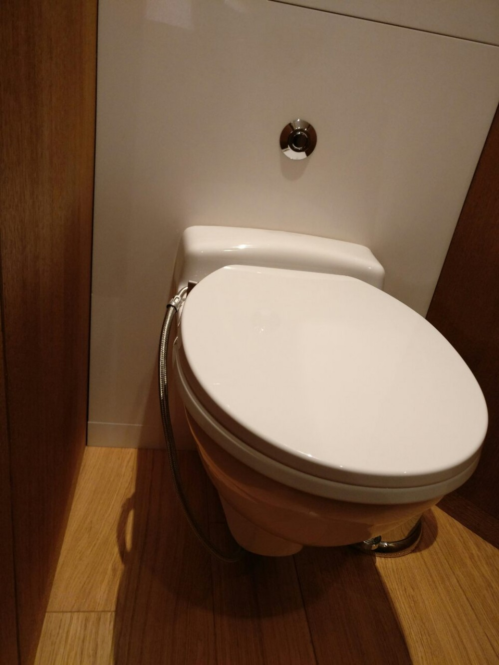 cold water non-electric shower toilet FP108 japanese wc