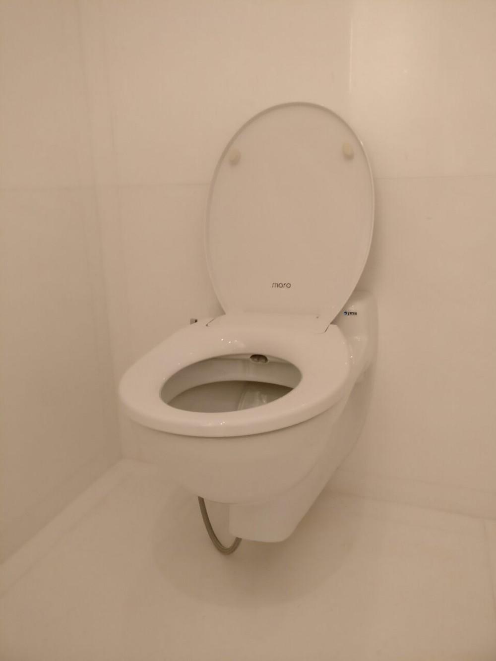 maro fp108 shower toilet machenical bidet seat cold water