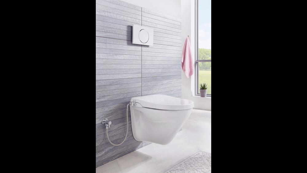 maro fp series machenical cold water bidet shower toilet seat