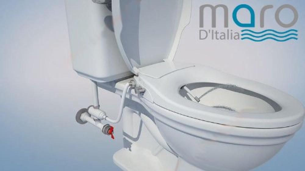Maro D'Italia FP104 shower toilet