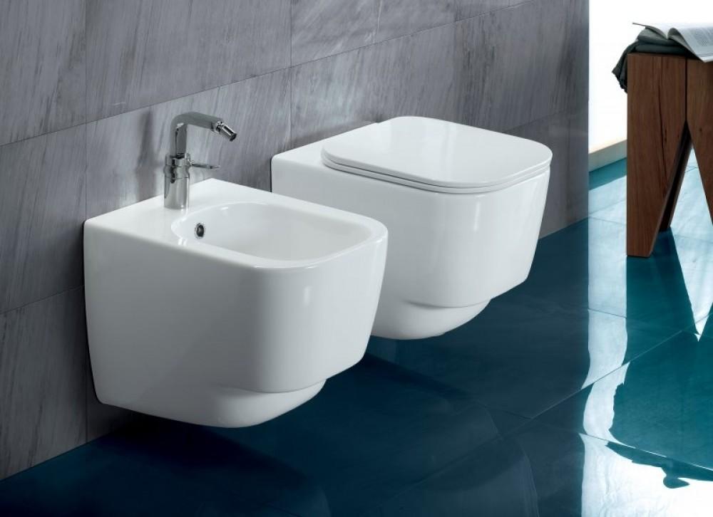 Hatria Fusion 48 Wall Hung Wc Tooaleta Toilette Und Bidet Design Hatria