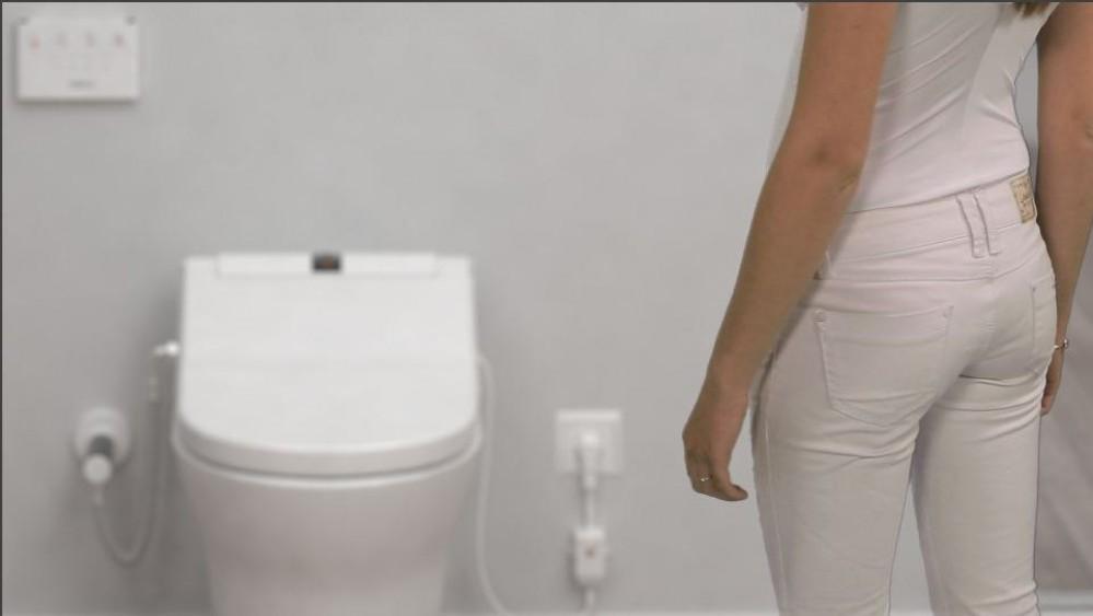 maro di600 aquaclean shower toilet