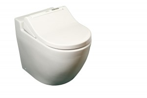 maro di600 rimles floor standing toto toilet back to wall
