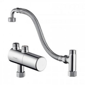 Hansgrohe Universal undercounter thermostat