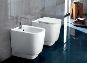 Hatria Fusion 48 back to wall WC