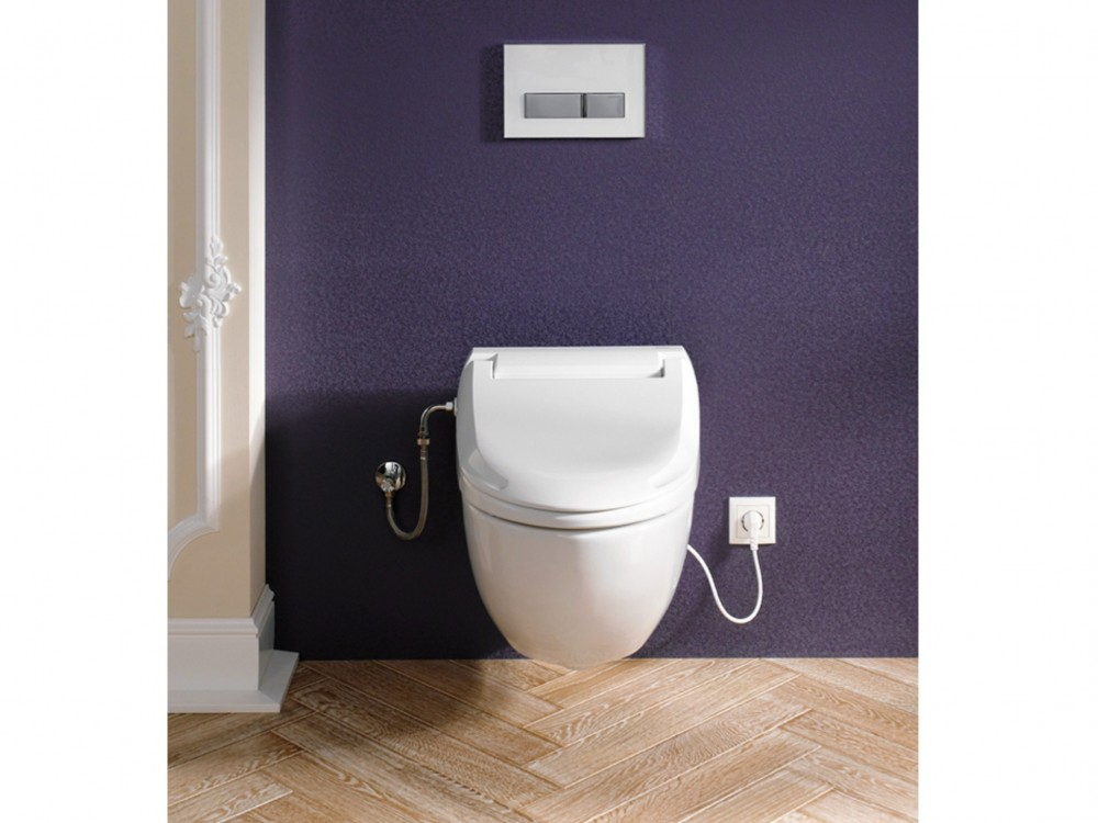 Geberit aquaclean 4000 toilet seat tooaleta for Geberit products